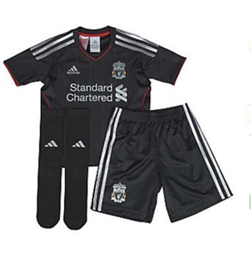 Uniforme Liverpool FC Adidas Away 2011-12 de menino Original Online be2aa719a3cab