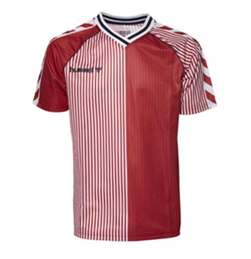 3ce4484f93eec Camiseta Dinamarca 1986 Home Original  Compra Online em Oferta