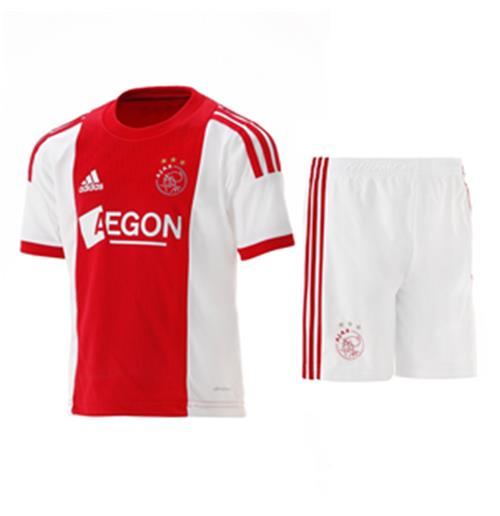f508aa364511f Compra Uniforme Ajax Home Adidas 2013-14 de menino Original